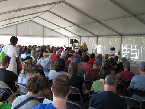 Chicago Veggie Fest Talks