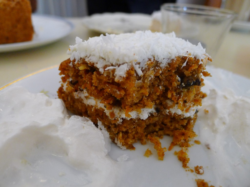 Carrot Cake - Vegan Berlin