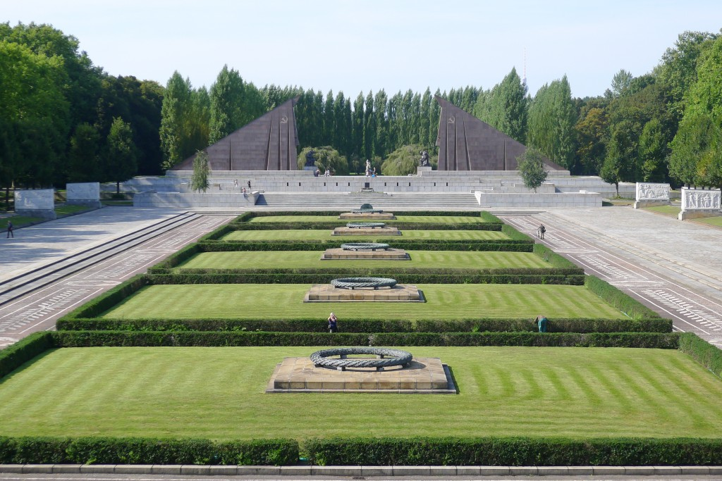 The Soviet War Memorial -Treptower Park