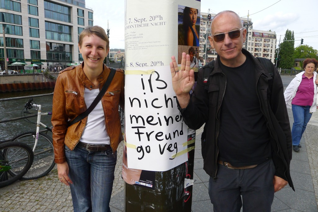 They're vegans - Vegan Berlin