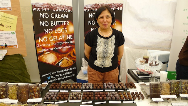The Chocolatier VegFest 2013